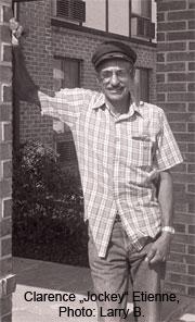 Clarence 'Jockey' Etienne, 1993