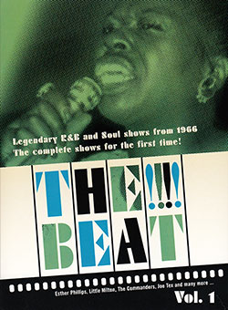 Cover of The !!!! Beat Vol. 1 DVD (Bear Family)