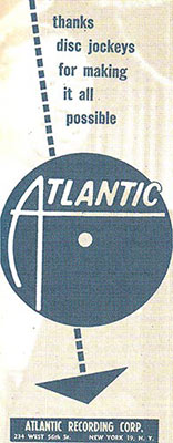 Atlantic Records' thanks
