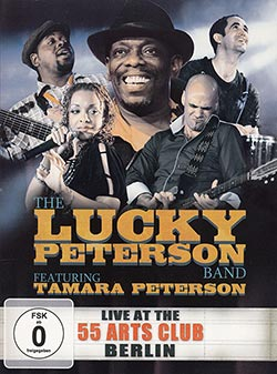 The Lucky Peterson Band feat. Tamara Peterson