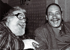 Doc Pomus and Joe Turner