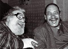 Doc Pomus and Joe Turner