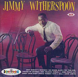 "Cover of CD ""Jimmy Witherspoon"" (Ace Records)"