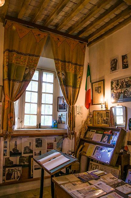 """Diolo, Centro del Boscaccio, museo dedicato a Guareschi e al suo """"Mondo piccolo"""""""