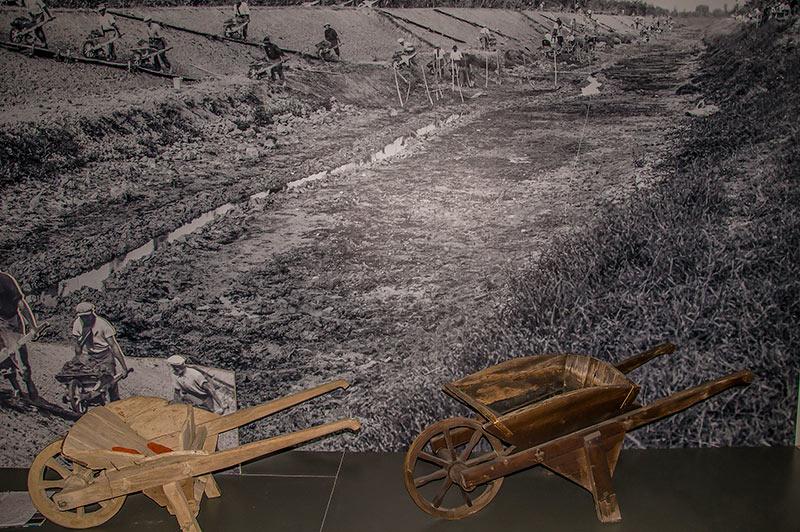 """Scariolanti del Po, Museo """"Il Mondo piccolo"""", Fontanelle (Roccabianca, PR)"""