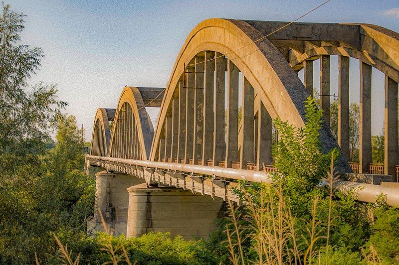 Ponte del diavolo, Gramignazzo (Sissa, PR)
