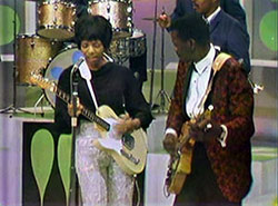 Barbara Lynn and Gatemouth Brown