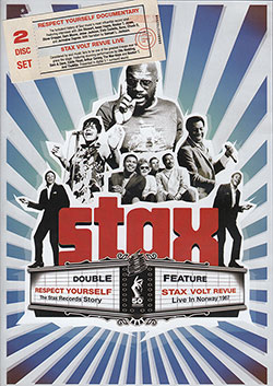 """Respect Yourself, Stax Volt Revue"" DVD cover"