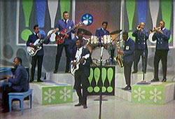 'Gatemouth' Brown & The Beat Boys