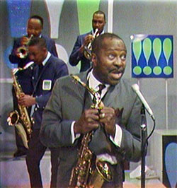 "Louis Jordan in ""The Beat Vol. 3"" DVD"