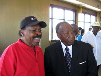Lloyd Price and Dave Bartholomew, 2010