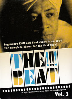 """The Beat Vol. 3"" DVD cover"
