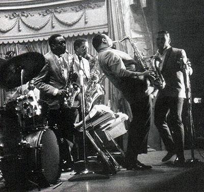 Lloyd Price at the Trianon Ballroom, Chicago