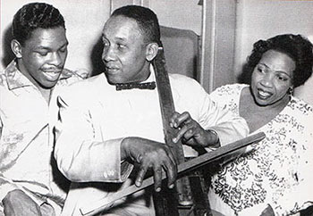Lloyd Price, Butterbeans and Susie
