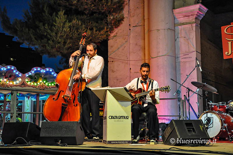 Cialtrontrio and the Big Banda