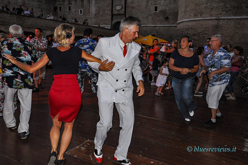 Dancers, Summer Jamboree, Senigallia