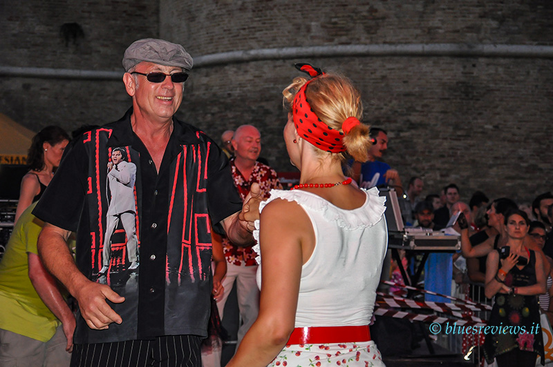 Dancers at Summer Jamboree, Senigallia
