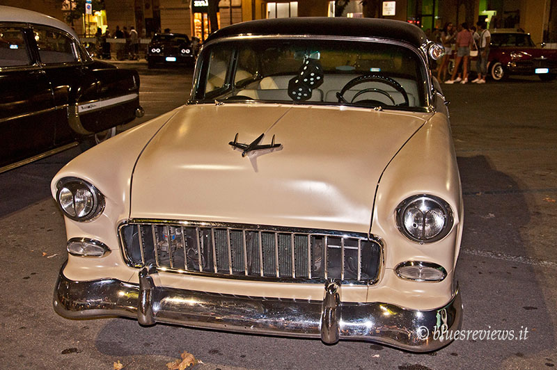 1950's vintage car