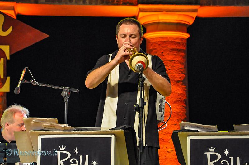 Danny Marsden - Ray Gelato Band