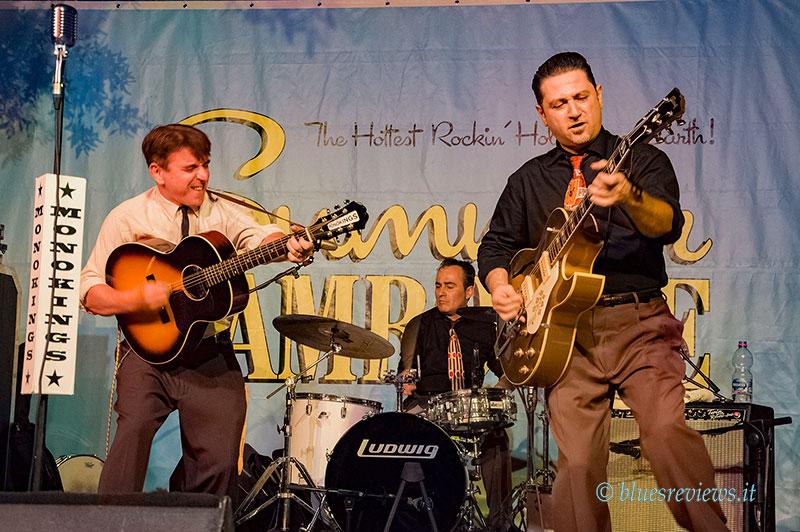 Andrea Fiorelli, Danilo Petrolati, Andrea Pesaturo (Monokings), Summer Jamboree