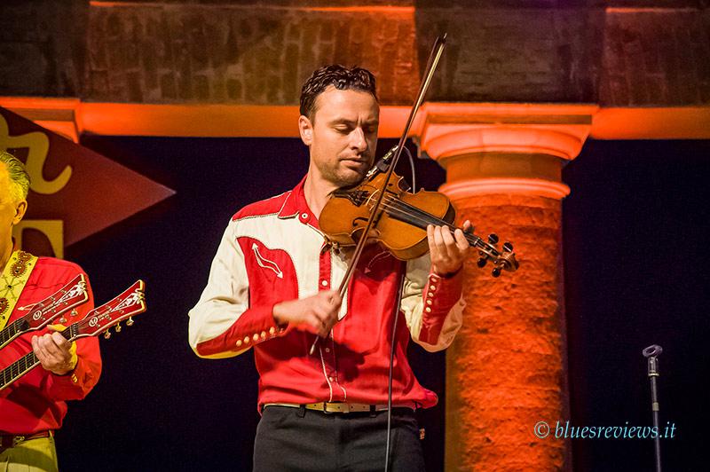 Violin, Ragtime Wranglers