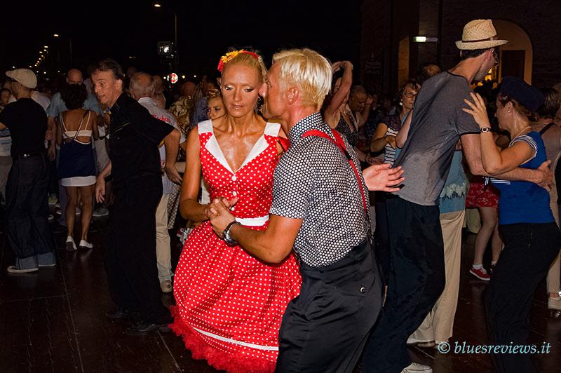 Summer Jamboree, dancers