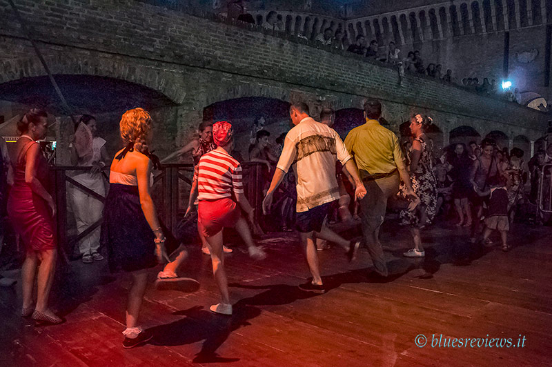 Dancers at Summer Jamboree