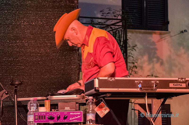 Dj Terry Elliot at Summer Jamboree