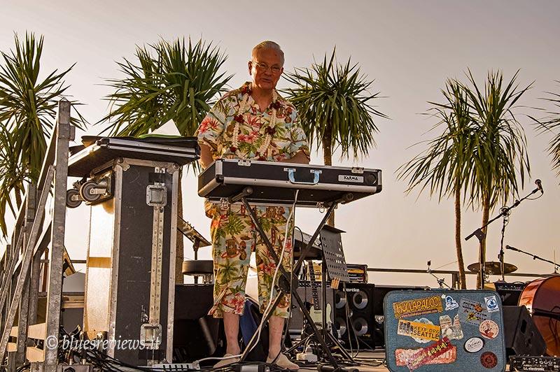 Summer Jamboree Hawaiian Party, dj At's Crazy Record Hop