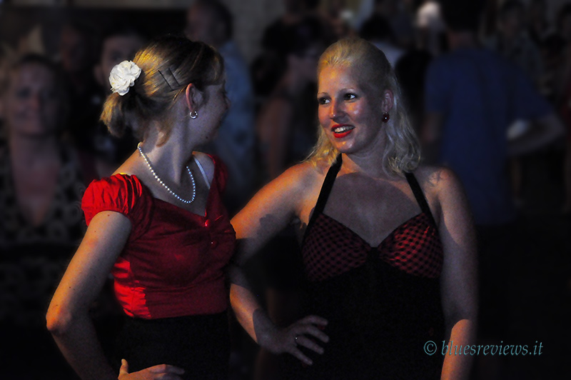 Summer Jamboree, girls