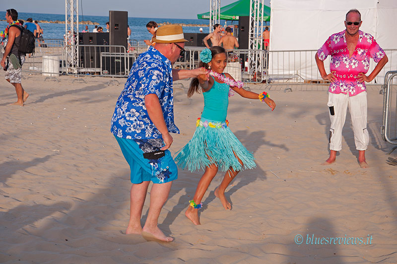 Summer Jamboree, Hawaiian Party