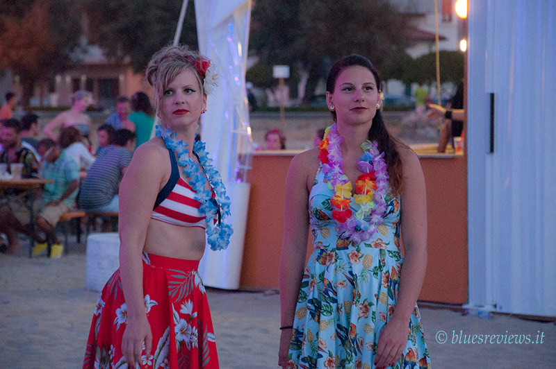 Summer Jamboree Hawaiian Party