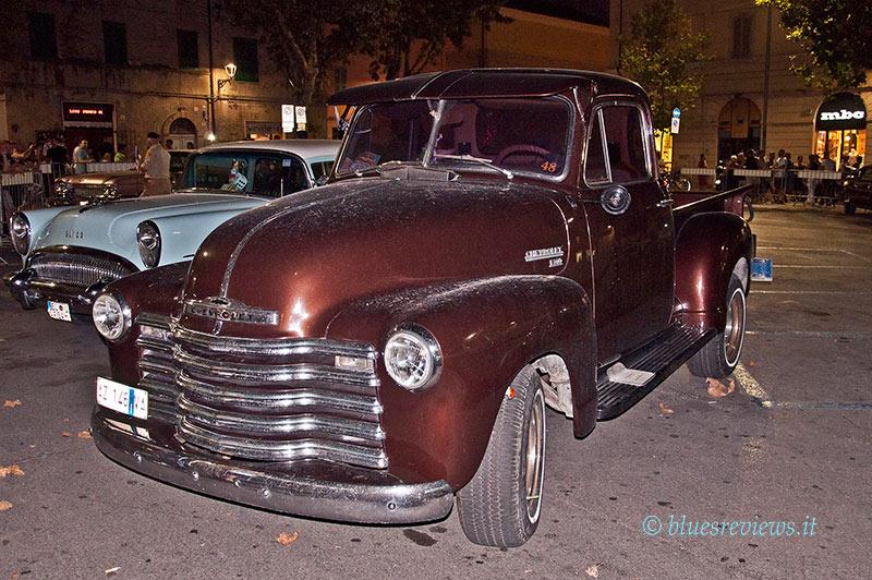Vintage Chevrolet pickup