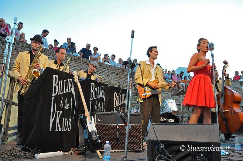 Billie & The Kids, Summer Jamboree