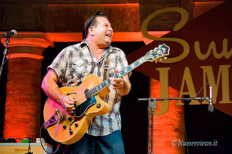 Dave Gonzalez, The Paladins