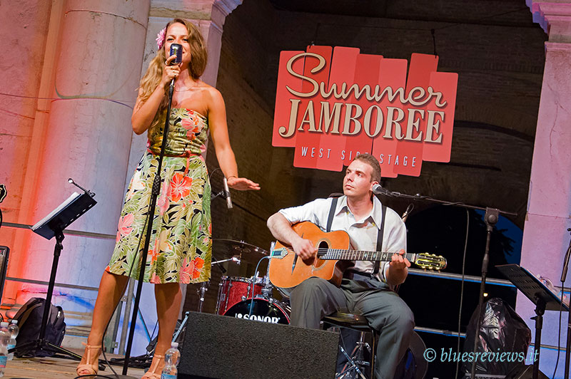 Speakeasies Swing Band, Summer Jamboree