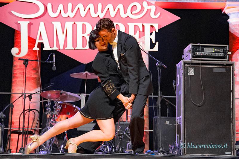 Dancers at Summer Jamboree