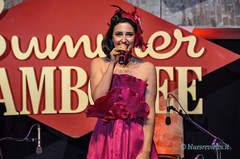 Grace Hall, Summer Jamboree