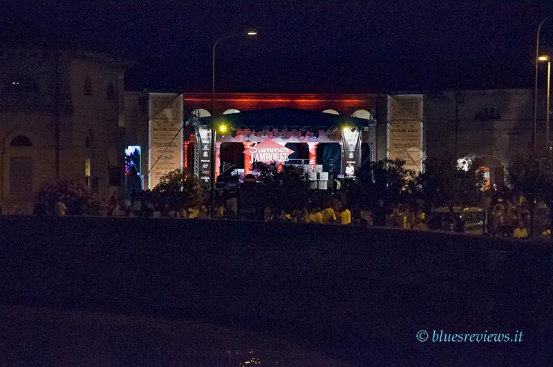 Palco principale, Summer Jamboree