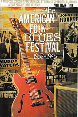 American Folk Blues Festival Vol. 1 DVD cover