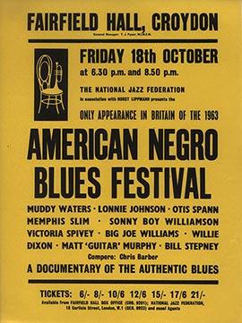 American Negro Blues Festival