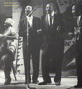 Muddy Waters, Sonny Boy Williamson, Lonnie Johnson