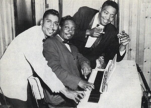 Little Johnny Jones, Otis Spann, Mojo Buford in Chicago in the 1950s