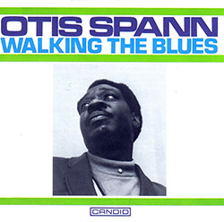 Otis Spann, Walking the Blues CD cover