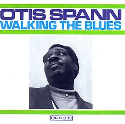 Otis Spann, Walking the Blues CD cover