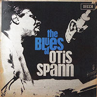 Vinyl cover of The Blues of Otis Spann, Decca Records