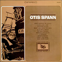 Otis Spann - Archive of Folk Music