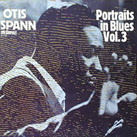 Portraits in Blues Vol. 3 vinyl cover (Storyville Records)