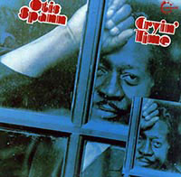 "Otis Spann's ""Cryin' Time"" cover (Vanguard Records)"
