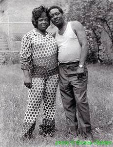 Lucille & Otis Spann